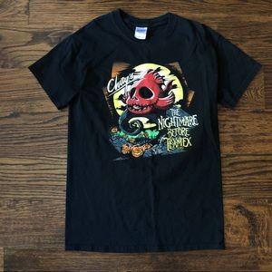 Chuy's Nightmare Before TEXMEX Teeshirt sz S